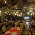 An amazing atmosphere from the restaurant