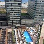 Hilton Diagonal Mar Barcelona Foto
