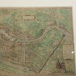 Historical map of Lyon