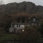 Famous Old Dungeon Ghyll Hotel. . . Very welcoming and there's a warmth about the place. Its a h