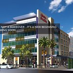 Hampton Inn & suites Los Angeles / Hollywood