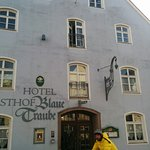 Hotel Blaue Traube Foto