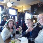 The Dove Family lunch at Pissarro's, Christmas tradition!