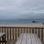 View from Porthgwidden care