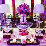 Romantic day at the Villa la contessina #weddingaboard