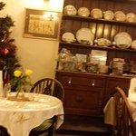 Popped in this fabulous little gem in Alfiston village. I'd been to 3 other tearoom/Cafe. Who on