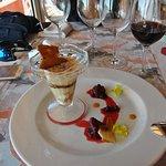 Et le dessert!