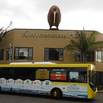 Auckland Airport Kiwi Hotel Foto