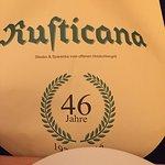 Photo of Rusticana