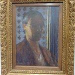 Pierre Bonnard, self-portrait