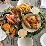 Photo de Scratchley's on the Wharf Restaurant