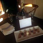 Very Nice birthday surprise for my husband when we returned to our room!