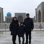 Photo de Asia Samarkand Hotel