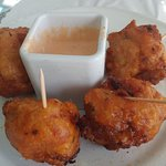 Fish Fry's Conch Fritters
