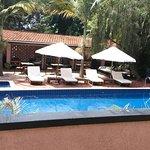 Pool at The Boma