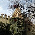torretta esterna del castello