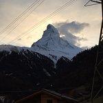 Matterhorn from our room