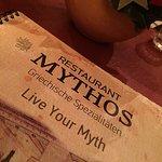 Foto de Restaurant Mythos