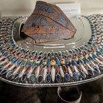 Beaded collar Amarna Period 18th Dynasty Egypt