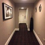 Hallway in Park Suite