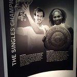 Wimbledon Lawn Tennis Museum Foto