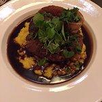 Trevi 5 - Veal Ossobucco (Saffron Risotto, Gremolata, Marrow Croquette)