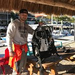 Getting ready to dive Spiegel Grove with my new xDeep ZEN BCD !
