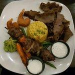 Sheiks feast