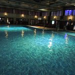 Large Pool, dark