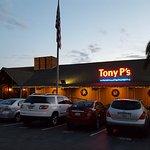 Tony P's Marina Del Rey