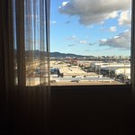 view towards Diamond head, 8th floor, rooms 826 and 827