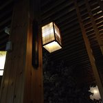 the decor is really nice, based off the traditional japanese style