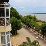 Vista desde Salón desayunador 4º piso