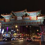 China Town area