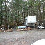 Keen Lake Camping and Cottage Resort Foto