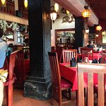 Inside view of Malo's
