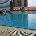 Hotel Jen Hong Kong Foto