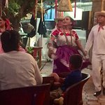 These are photos of the Thursday Fiesta at Aca los Charros in Mazatlan.  Great food and drinks s