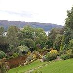 Garden & Loch view