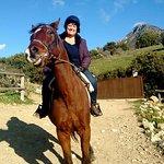 Beautiful Ballentine at Riding Fun in the Sun....