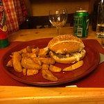 Le cheesburger