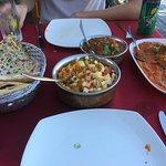 Very pretty food