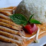 Thai Curry Ente