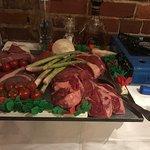 friday steak trolley