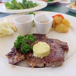Steak in Khao Yai