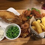 Ultimate Fish and Chips - £10.99