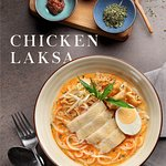 Try this dish of Chicken Laksa today!