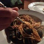 Xmas Seafood Pasta special