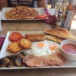 Yummy breakfast!!