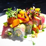 Salmon Samba Roll